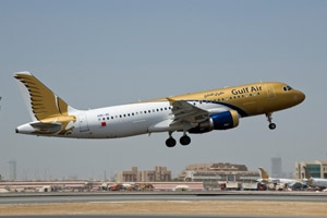Gulf Air welcomes Bahrain Grand Prix 2011